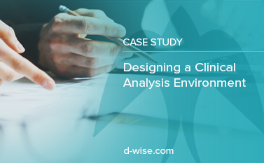 Designing a Clinical Analysis Environment thumb
