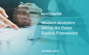 Modern Analytics Within An Open Source Framework thumb